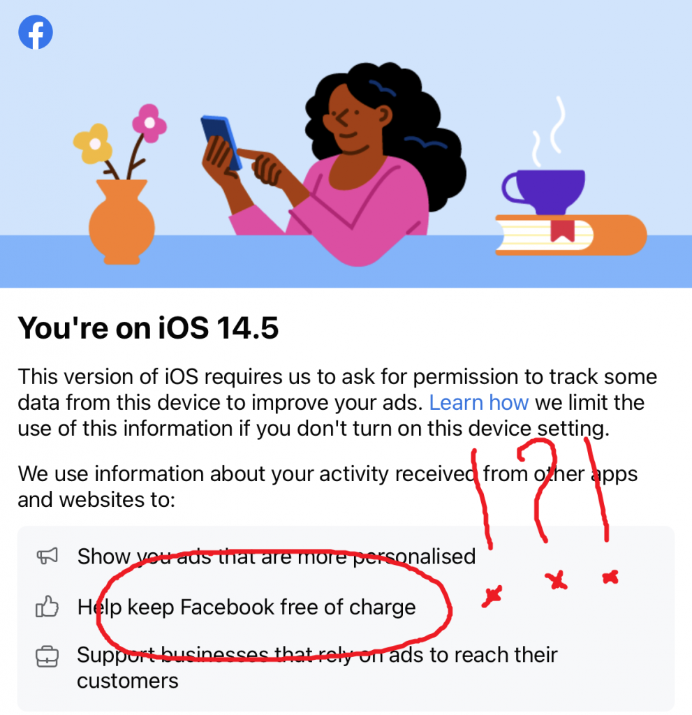 Fejsbuk je plaćen podacima
